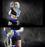 Blue Delilah Cosplay Commission by Bastetsama-Cosplay
