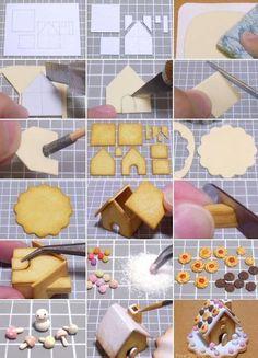 Koekjes huis bakken