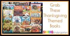 November's learning topics usually include turkey and Thanksgiving.I have compiled a list of these books you can use to make learning fun in your classroom.Not only will you find a digital list, but also a printable list!   REMINDERS FOR READERS I always want to remind you. Look at your school library and public library […]