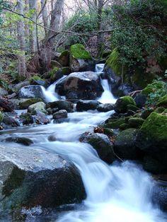 Cascada de Valdastillas #otonada2013
