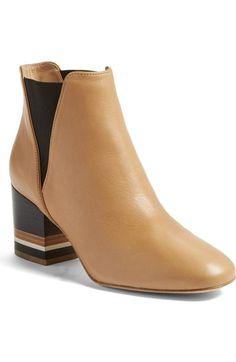 Diane von Furstenberg 'Deblin' Chelsea Boot (Women) available at #Nordstrom