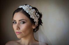 Vintage Bridal Hair Accessories / Wedding by LaMarquesaBrides