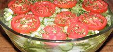 TOP 10 saláta recept, amit ki kell próbálnod! - Receptneked.hu - Kipróbált receptek képekkel Hungarian Recipes, Potato Salad, Watermelon, Paleo, Potatoes, Fruit, Vegetables, Ethnic Recipes, Kitchen