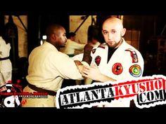 Atlanta Kyusho and Jujitsu - Bicep Drop Technique (from 'Drills and Skills' DVD) - YouTube