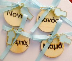 Baptism Party, Boy Baptism, Baby Christening, Wedding Events, Weddings, Event Planning, Baby Boy, Greece, Handmade