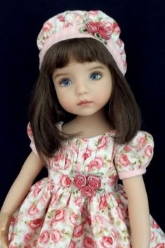 "Dianna Effner 13 "" Little Darling Doll"