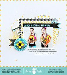 Searchwords: Dance Recital Flowers *Fancy Pants Designs*