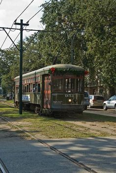 New Orleans - only way to travel!