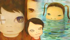 Yoshitomo Nara's sad, malevolent characters speak universal truths about human anxiety. These are his most powerful and emotive artworks.