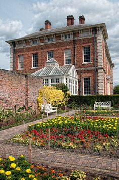 Walled Garden, Beningbrough Hall