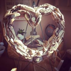 the coastal heart  Who does your heart belong to?  WWW.COASTALWREATHS.CA  ESTY SHOP - COASTALWREATH