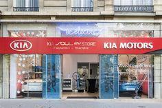 Kia Soul EV : essayez-la à l'occasion du Mondial de Paris