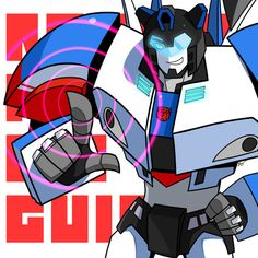 RID: Jazz by Evelynism.deviantart.com on @DeviantArt