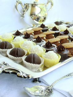 Nice selection of Petits fours