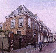 Boothstraat 6, voormalige woning Nicolaas Beets ((1814-1903)