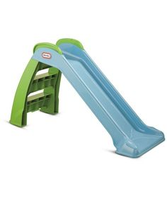 Buy Little Tikes My First Slide - Blue at Argos.co.uk - Your Online Shop for Slides.