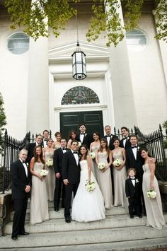 Black Bridesmaid Dresses Khaki Suits
