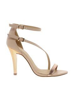 Image 1 ofASOS HIGHWIRE Heeled Sandals
