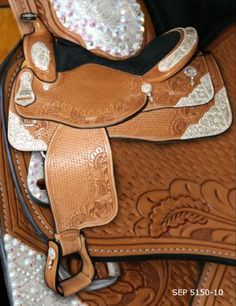 Someday I will own a saddle like this