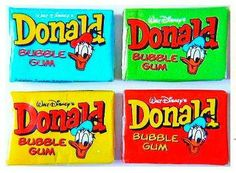 "chewing gum ""Donald"" / copy rights in communist country - who care? Poland Culture, Poland Country, Shrinky Dinks, Chewing Gum, My Childhood Memories, 90s Kids, My Memory, The Good Old Days, Bubble Gum"