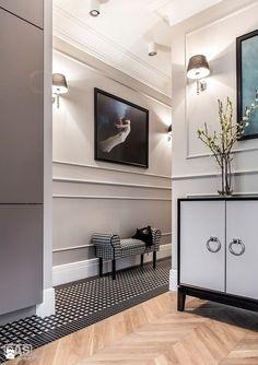 Красивый дизайн коридора в квартире