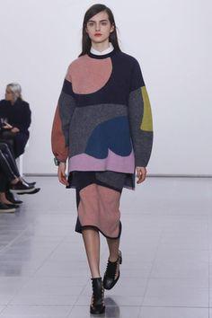 Issa Ready To Wear Fall Winter 2014 London - NOWFASHION