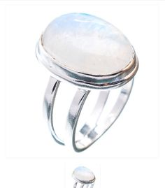 This beautiful rainbow moonstone is at Bangles and Baubles on face book.  Where the chic and charitable shop!  Only $28.00. This purchase will provide food and care for a animal for a day