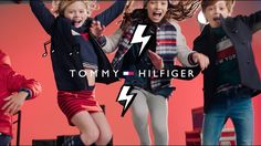 Tommy Hilfiger Kids Autumn/Winter 2017 | Childrensalon - YouTube