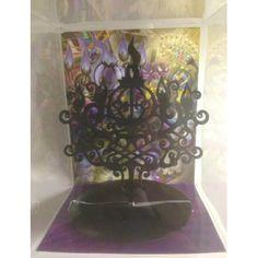 Pokemon Center 2013 Halloween Gothic Accessory Jewelry Stand
