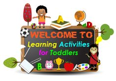 Find The Learning activities for toddlers