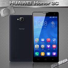 "Original nuevo HUAWEI Honor 3C WCDMA 5.0 "" MTK6592 Ouad Core Mobile 13MP teléfono Android Dual SIM Smartphone 1RAM 4ROM / 2RAM rom"