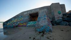 Blockhaus | plage de la Conche | Île de Ré