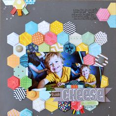 love all these hextangons