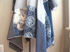 Plus Size Clothing, Upcycled Clothing Plus Size Indigo Tunic, 3X 4X Lagenlook Clothing, Artwear Japanese Inspired, Refashion Loose Fit Dress  Sized 3X 4X Plus Size. See below for measurements.  Loose fit, primarily 100% cotton breathable top/dress. This is a flattering lagenlook, drapey style! Its artsy, fun and stylish....dont forget comfortable! This is a one-of-a-kind, art to wear garment. You will feel special wearing this sweet thing! Stylish year round!  More about this garment: This…