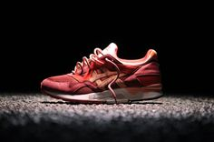 "d208541183e Ronnie Fieg x ASICS Gel Lyte V ""Volcano"" In-Store Release Information @"