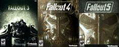 What the Fallout 5 cover art will look like Fallout 4 Xbox One, Fallout Game, Ps4 Or Xbox One, Vault Dweller, First Person Shooter, Gamer Gifts, Best Games, Cool Gifts, Best Funny Pictures