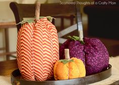 15 Cool Fall Crafts Of Fabric