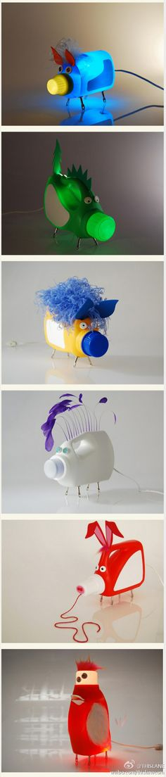what to do with your empty laundry detergent bottle.