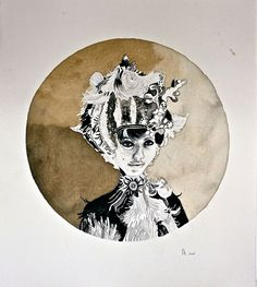 Buy NIXIE, a mixed media drawing on paper by emerging South African artist Minien Hattingh, size 40 x available at StateoftheART. South African Artists, Online Art Gallery, Mixed Media, Drawings, Sketches, Mixed Media Art, Drawing, Portrait, Draw