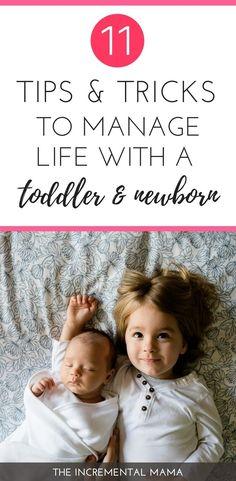 Newborn Baby & Toddler Survival Tips From Mom of 4 Kids 4 And Under Parenting Websites, Parenting Goals, Parenting Toddlers, Kids And Parenting, Parenting Hacks, Practical Parenting, Toddler Preschool, Toddler Activities, Baby Hacks