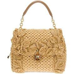 Bags. Diy CrochetKnitting AccessoriesBag AccessoriesDolce And Gabbana ... 201f83bab8