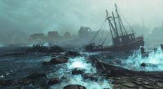 far harbor   Fallout 4' Far Harbor DLC Review: Like Tears In Rain - Forbes