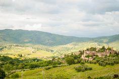 Greve in Chianti, Tuscany - Italy (www.ladolcepita.com)