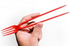 Meet the chork — the chopstick-fork hybrid we've all been waiting for