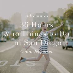 San Diego is a beautifully vibrant place, filled with nooks and crannies of adventures. With the weather being better than ever lately, there's no better time to take a stay cation or vacation to one of the most beautiful cities in California. Here, a San Diego insider and style blogger, Conni of Art in the Find, shares 10 of her favorite San Diego things to do...cause one of the best ways to get to know any city is from the people who love it most!