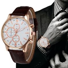 Women's Fashion Watch 2017 Retro Design Leather Band Analog Alloy Quartz Wrist Watch relogio masculino Clock Montres Hommes  #Uniqueemotee