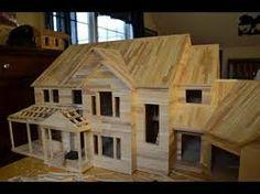 this would make a cute doll house barn doll stuff pinterest eisstiele pferdestall. Black Bedroom Furniture Sets. Home Design Ideas