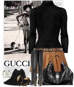 """Fall Forward In Gucci."" by irishrose1 on Polyvore"