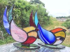 Alice @ Garden Party:小鳥の置き物