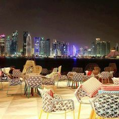 Lived here. awesome picture! doha ---- Qatar.